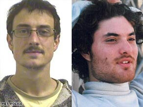 Gabriel Ferez and Laurent Bonomo were tortured and stabbed multiple times