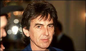 Beatle legend George Harrison