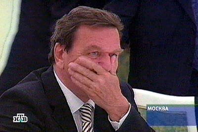 Gerhard Schroeder dismayed by events in Ukraine