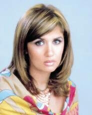 Ghada Adel, the Egyptian Diana