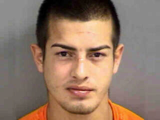 Giovani Martinez, 21, went berserk, attacked people, tried to eat their faces and threatened to rape their wives