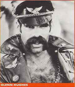 Village People biker Glenn Hughes