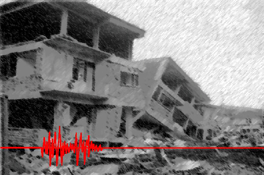Massive destruction attends the great earthquake that demolishes much of Algeria, including the capital Algiers