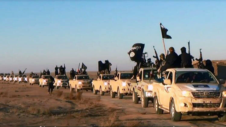 ISIS on the road to Baghdad