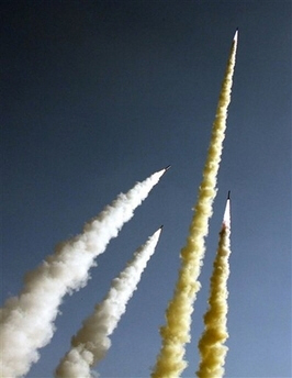 Iran Test-Fires Longer Range Missile