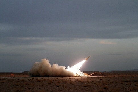 Iran missile drill prepares for US-Israeli strikes - November 14, 2012