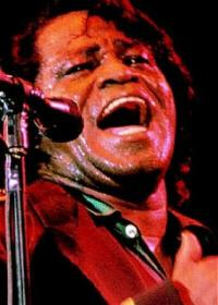 James Brown says 'It's too funky in here!'