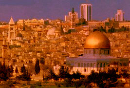 Jerusalem to be negotiated