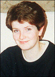 Joanna Parrish was raped and strangled in 1990