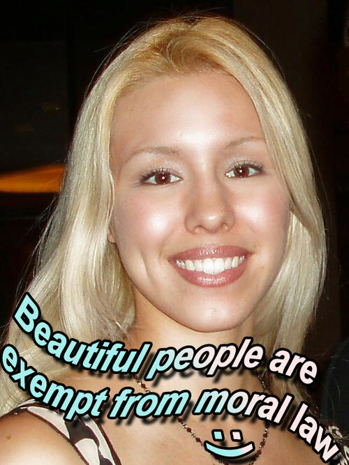 Jodi Arias exempt from the law