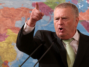 LDPR leader Vladimir Zhirinovsky warns that Russia has secret weapon capable of quietly killing most of the world population