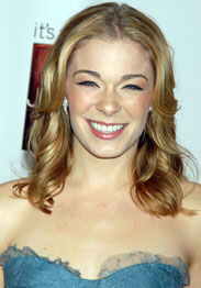 "LeAnn Rimes is best known for her hit single, ""Blue"""