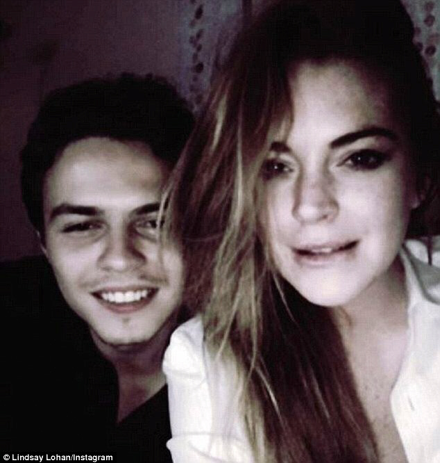 Lindsay Lohan allegedly screamed her fiance was trying to kill her