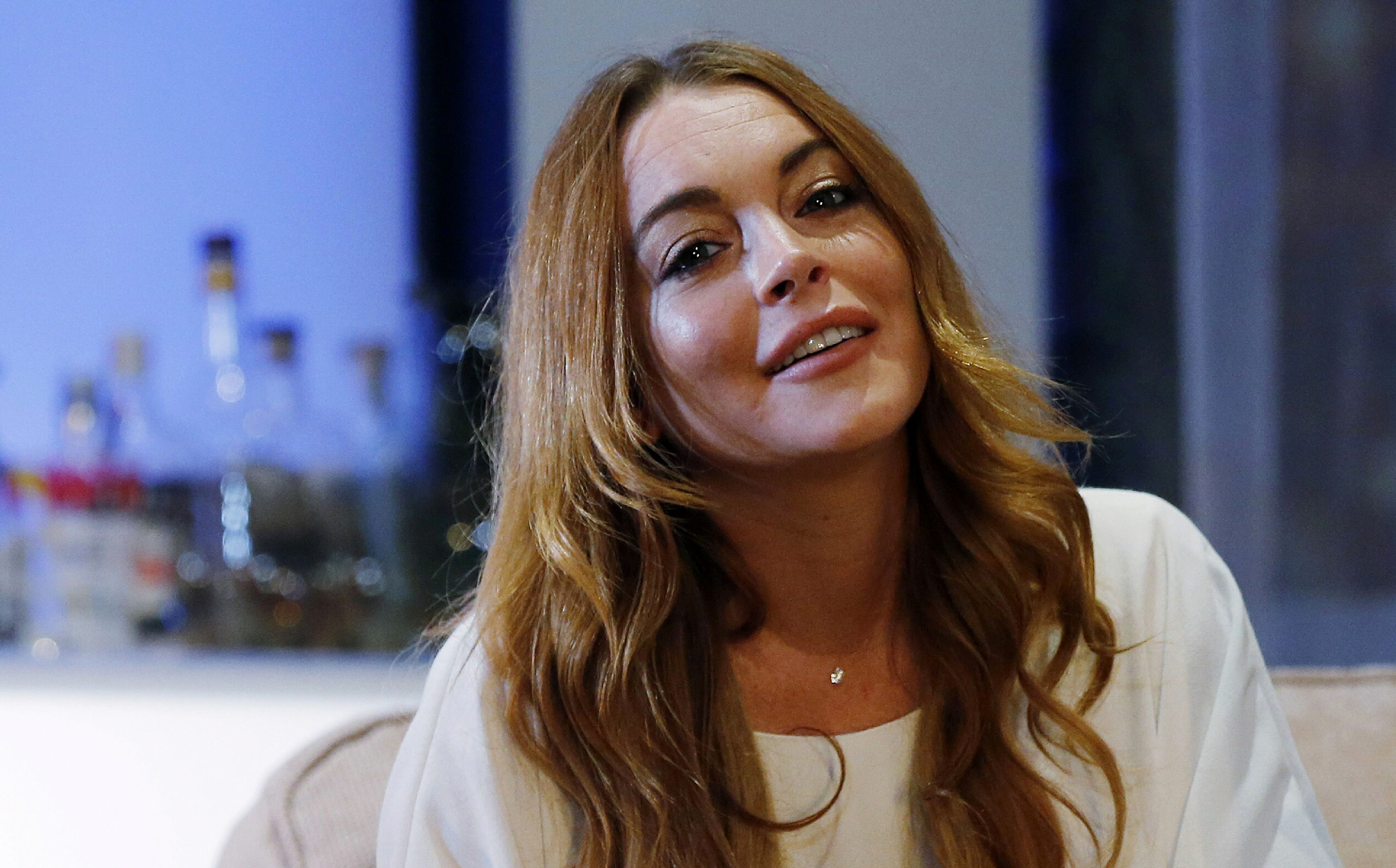 Lindsay Lohan has had a trying year thus far