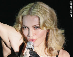 Madonna is soaking up the A-Rod publicity