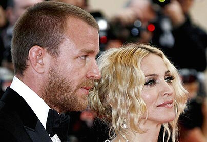 Madonna and Guy Ritchie to divorce?