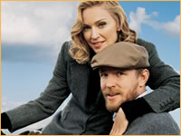 Madonna and husband Guy Ritchie