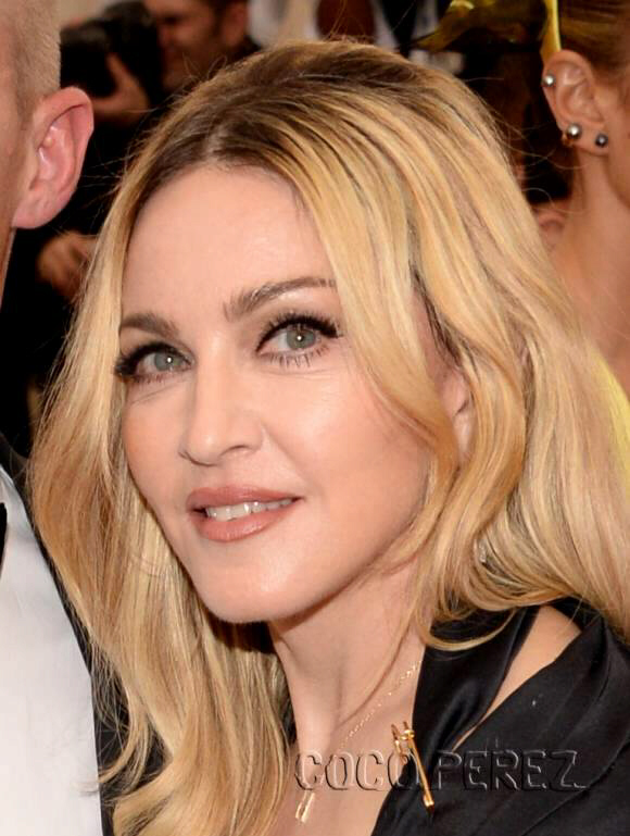 Madonna in May 2015