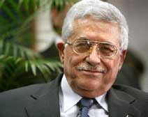 Mahmoud Abbas, new leader of the Palestinian Authority