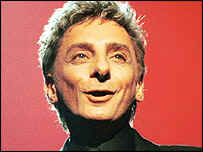 Manilow entered hospital after talks on his cancelled musical Harmony