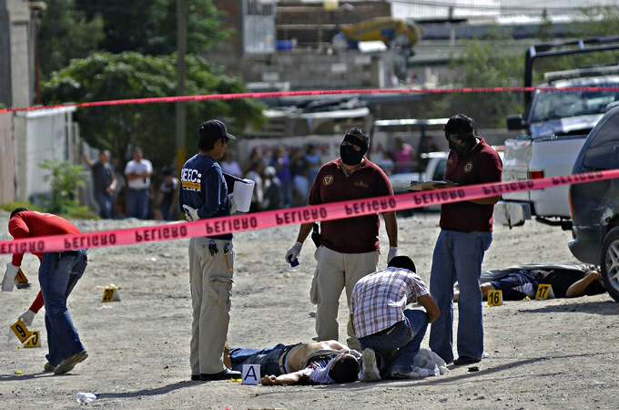 Many dead in Mexico party attack