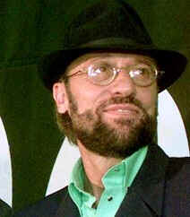 Bee Gees singer Maurice Gibb