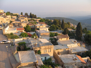 Modern-day Hazor is Safed in northern Israel.