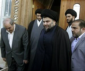 Moqtada al-Sadr gives Iraq government 'last chance'