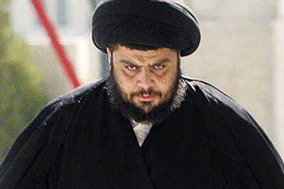Moqtada al-Sadr is thirsty for the blood of US soldiers in Iraq