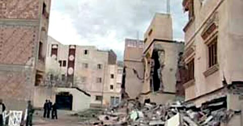 Thousands dead in Moroccan superquake