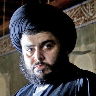 "Iraqi mullah Muqtada al-Sadr: ""the black and angry one"" who rules the ""homicidal city of Fersod?"""