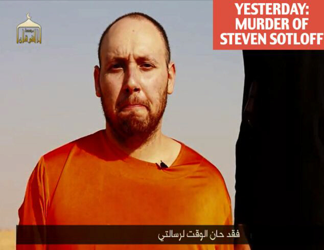 IS murder of Steven Sotloff