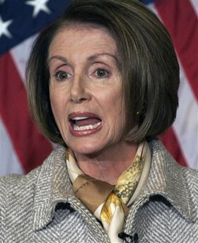Nancy Pelosi is incurring the wrath of the people