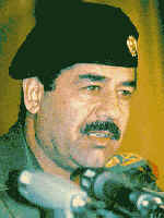 Saddam Hussein: the new Nebuchadnezzar and King of Babylon