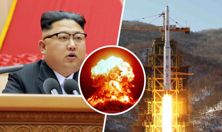 North Korea's nuclear ICBM threat to the United States