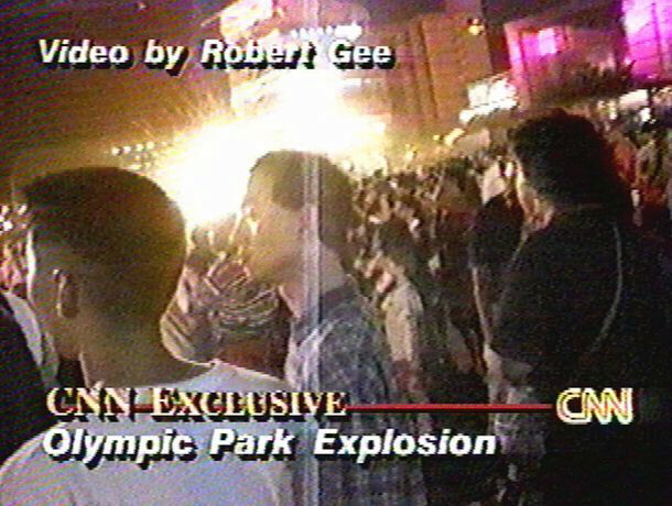 Olympic Park bombing