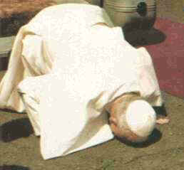 Papal assassination