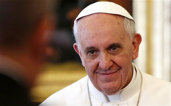 Pope Francis planning a trip to the Turkish-Iraqi border in November 2014