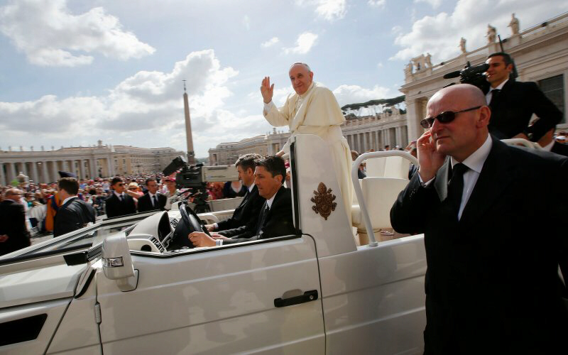 Pope may be targeted by ISIS