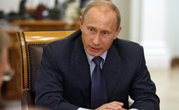 Putin blasts Europe for following U.S. foreign policies