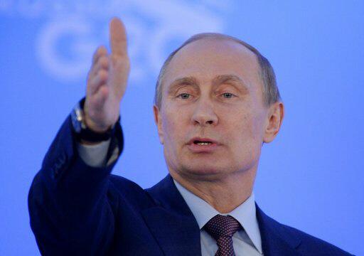 Putin offers peace deal in Syria