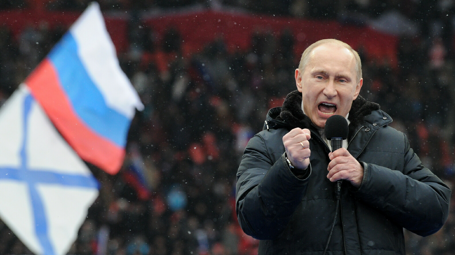 Russian President Vladimir Putin threatens World War III and total thermonuclear holocaust