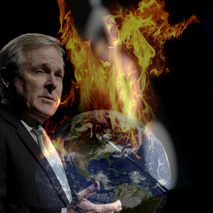 The assassination of US Secretary of the Navy Ray Mabus would likely trigger WW3