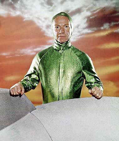 Ray Walston in 'My Favorite Martian'