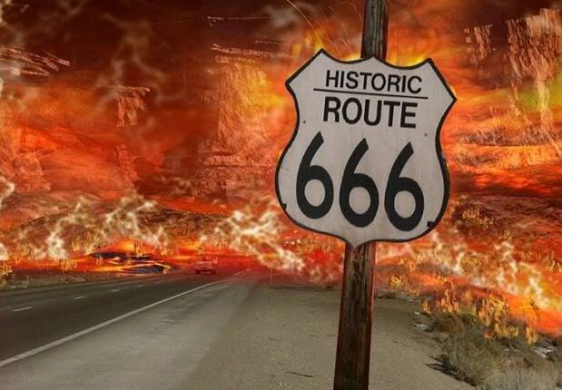 Route 666, Highway to Hell