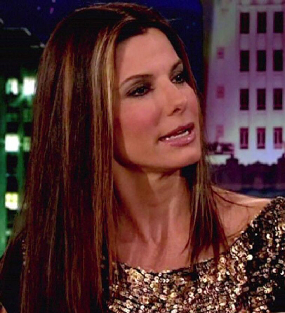 "Film icon Sandra Bullock has often been called ""America's Sweetheart."""