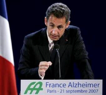 Sarkozy warns of the dangers should Iran go nuclear