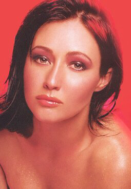 Shannen Doherty: attempted suicide by car?