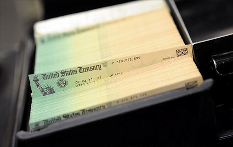 Social Security and other entitlement payments might not go out next week