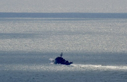 South Korean navy ship is sunk by North Korean torpedo